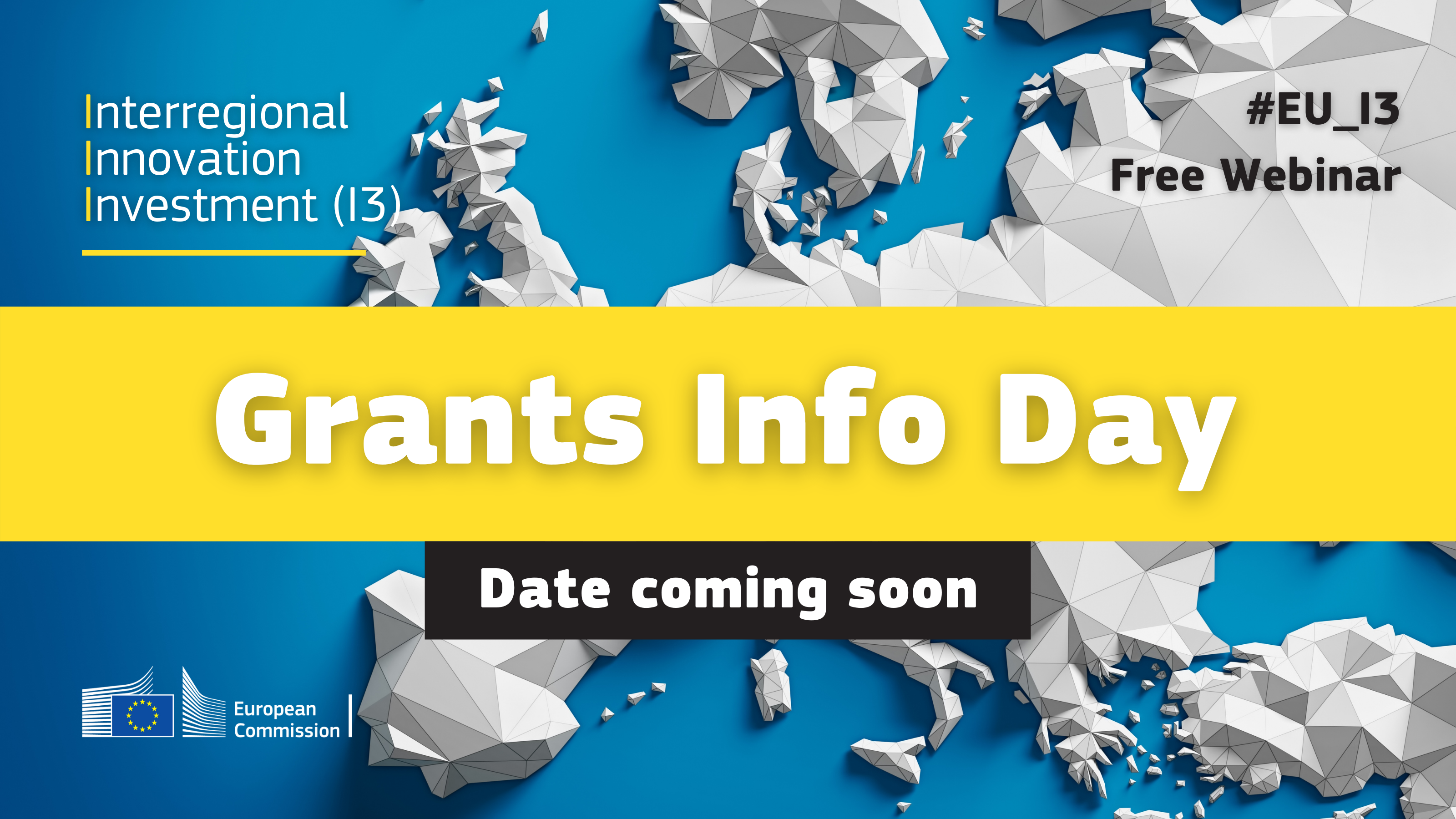 Interregional Innovation Investment Info Day